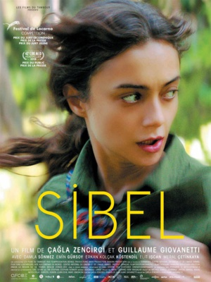 "Affiche du film ""Sibel"" de Çagla Zencirci et Guillaume Giovanetti"