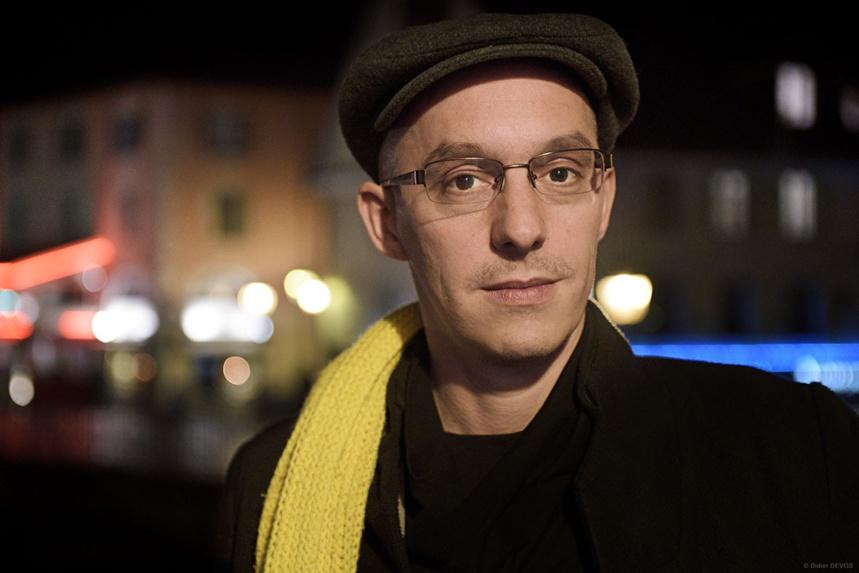 Guillaume Giovanetti pour le film Sibel © Didier Devos