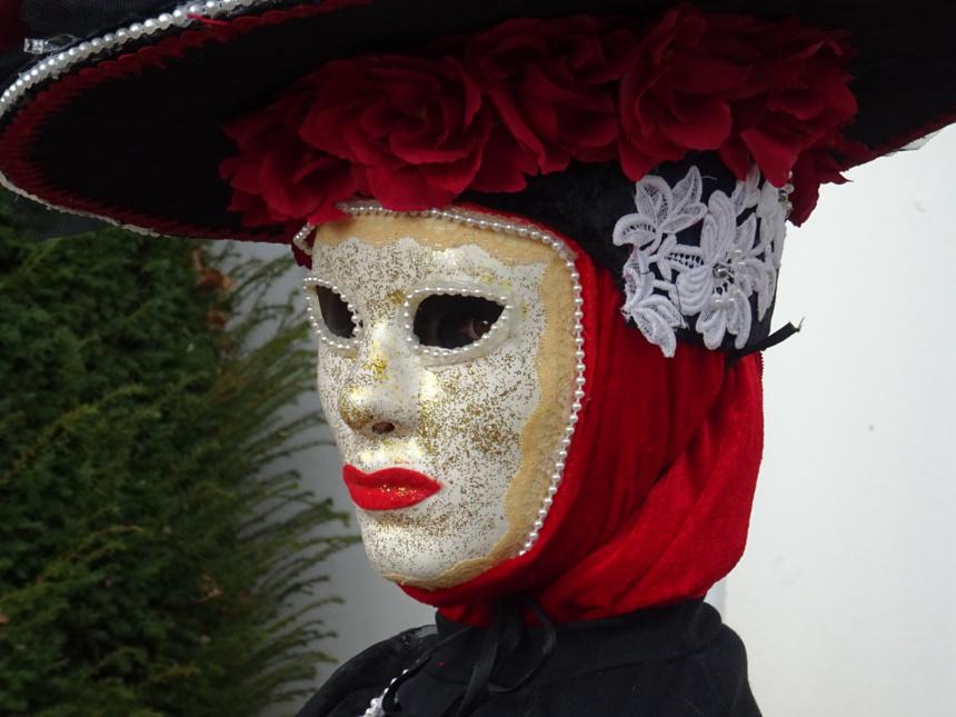Les antipasti du Carnaval Vénitien d'Annecy à l'Impérial Palace ©Paul Rassat