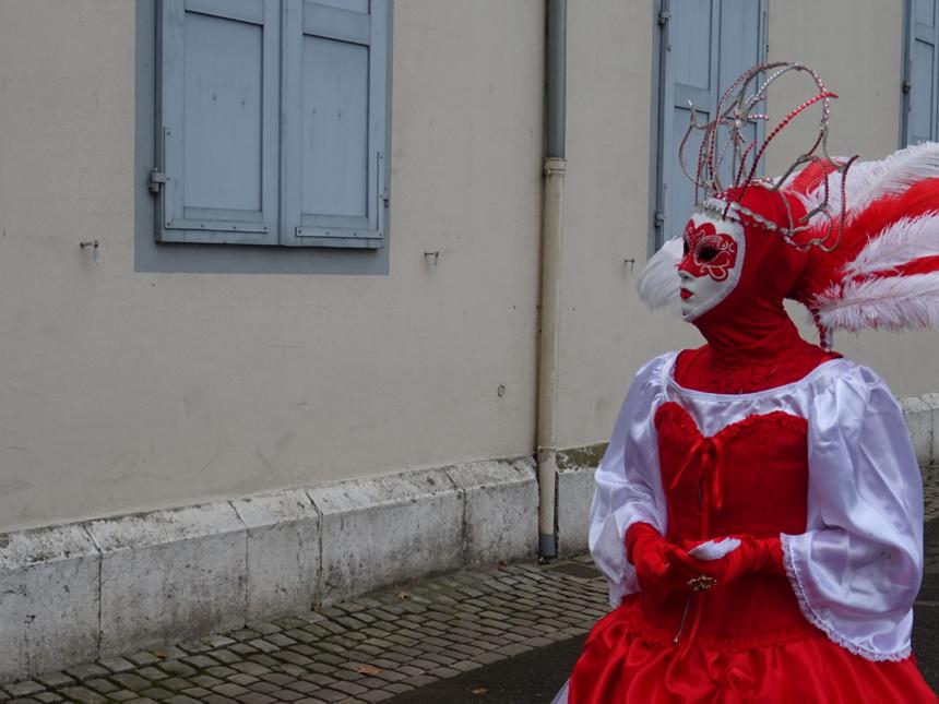 - Carnaval Vénitien Annecy ©Paul Rassat
