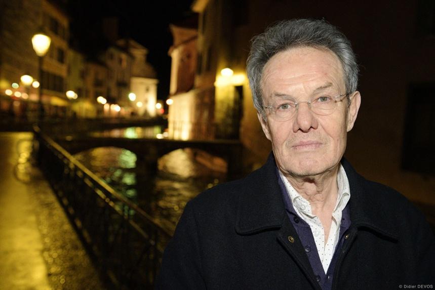 Jean-Paul Kauffmann. Photo © Didier Devos