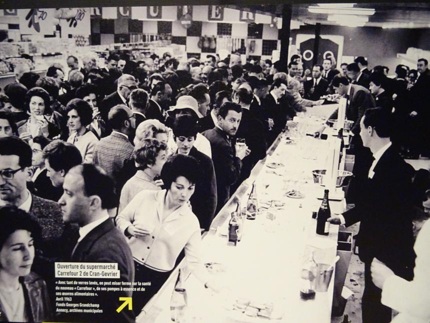 « Le cadre attire les cadres » Economie et Industrie à Annecy de 1947 à 1968