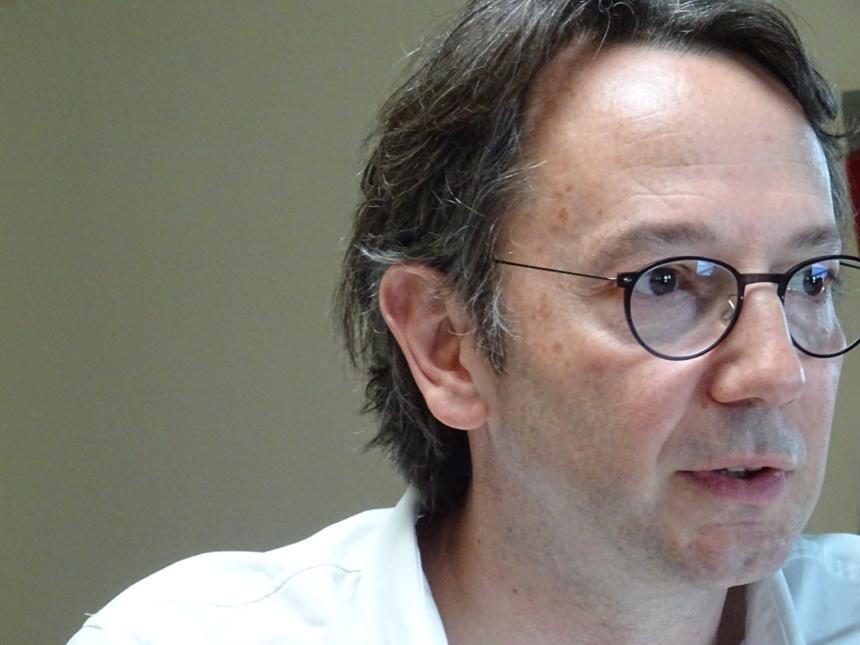 Matthieu Zeller aux Cinémas Pathé/Annecy