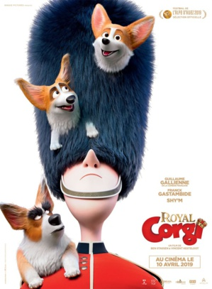 « Royal Corgi », scandalously drôle !