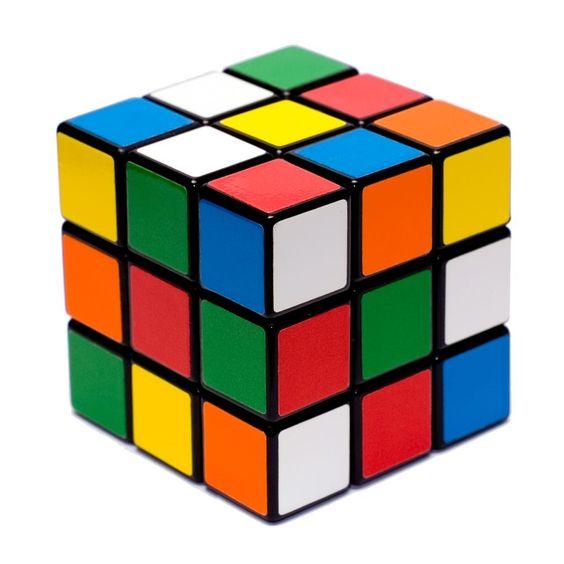 Salon du Vintage Espace Rencontre Annecy-le-Vieux les 18 et 19 mai 2019 - Rubik's cube-80's