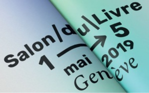 Salon du Livre de Genève 1er au 5 mai 2019