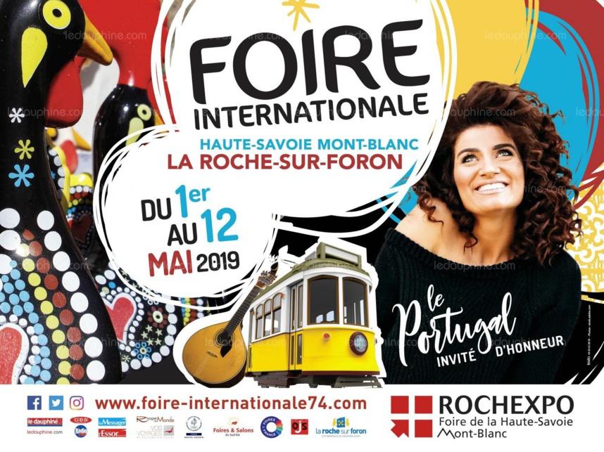 La Foire de la Roche-sur-Foron, il n'y manque rien… sinon votre visite !