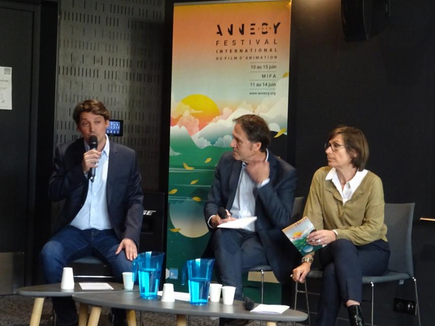 Festival International du Film d'Animation d'Annecy 2019
