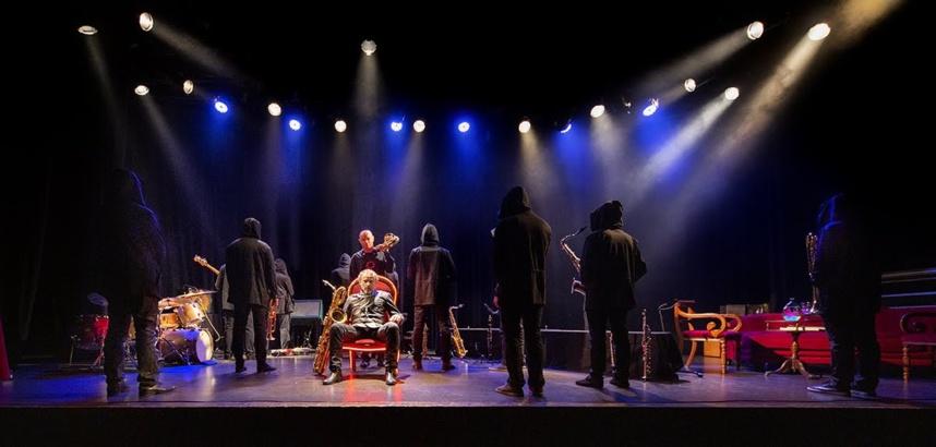 « Le Bocal » joue, interprète et chante « Le Horla » de Maupassant.