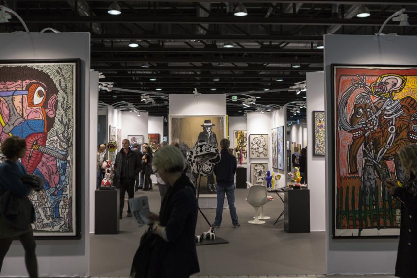 Salon art 3f à Rochexpo du 24 au 26 mai 2019