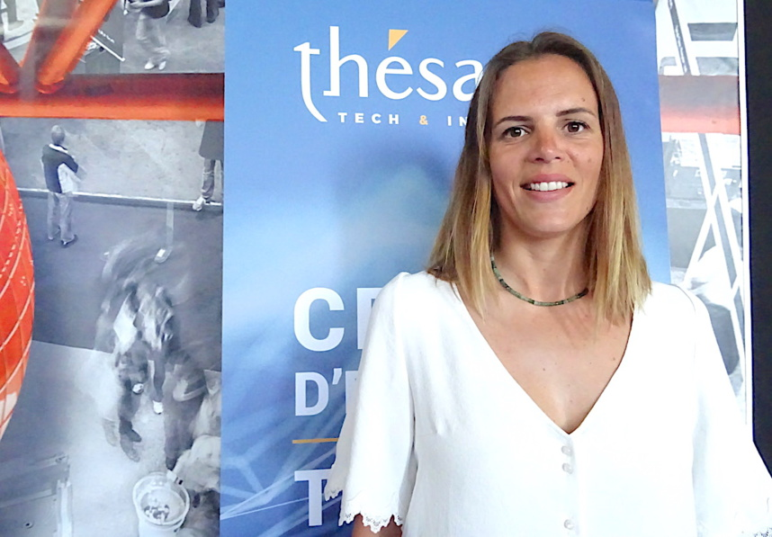 Laure Manaudou aux Thésamicimes ©Damien Tiberio