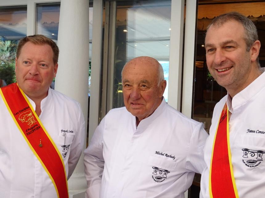 Concours wok et plancha chez Yoann Conte