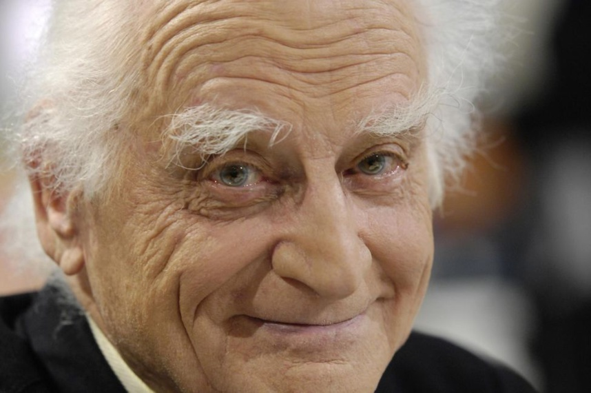 Michel Serres en 2006. Photo ® Stéphane de Sakutin. AFP 2006
