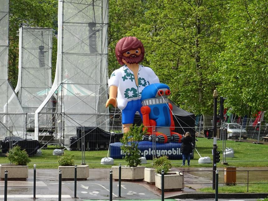 Playmobil en ville