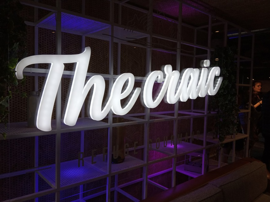 The Craic Annecy : inauguration et scoop