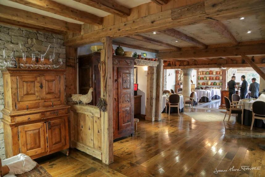 Salle de restauration ©Jean-Marc Favre