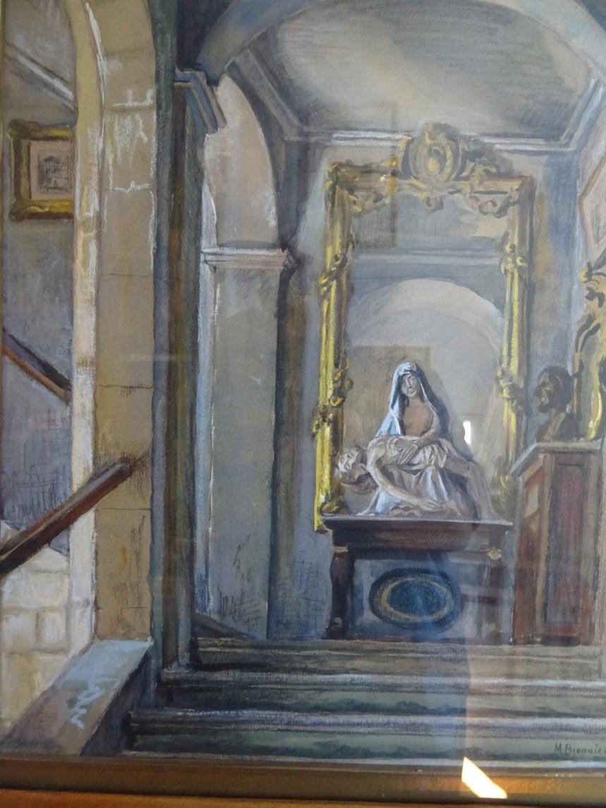 La Pietà en peinture