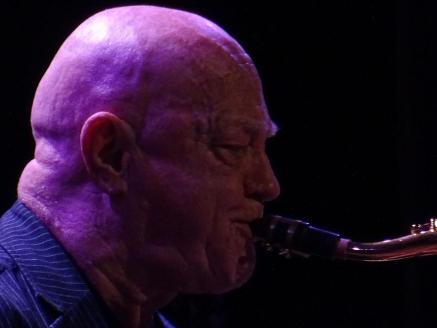 Don Menza @Festival Jazz de Clermont-en-Genevois 2019