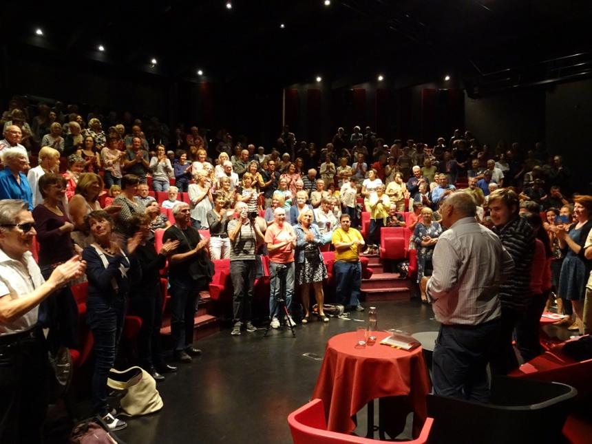 Auditorium de Seynod, début de saison 2019/2020