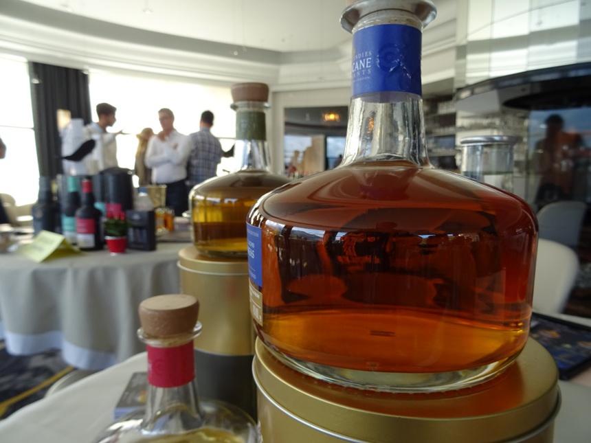 Salon des vins et spiritueux du monde aux Trésoms Annecy