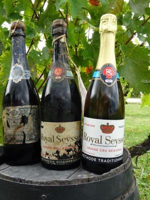 De 1856 à l'envol vers les USA -  Gérard Lambert - Vins de Seyssel - Royal Seyssel @Paul Rassat
