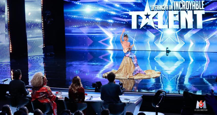Téo Lavabo - La France a un incroyable talent - Diffusion mardi 22 octobre 2019 ©M6 - Lou Breton