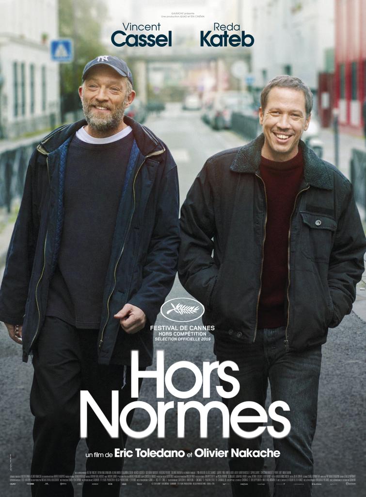 """Hors Normes"", film d'Olivier Nakache et Éric Toledano"