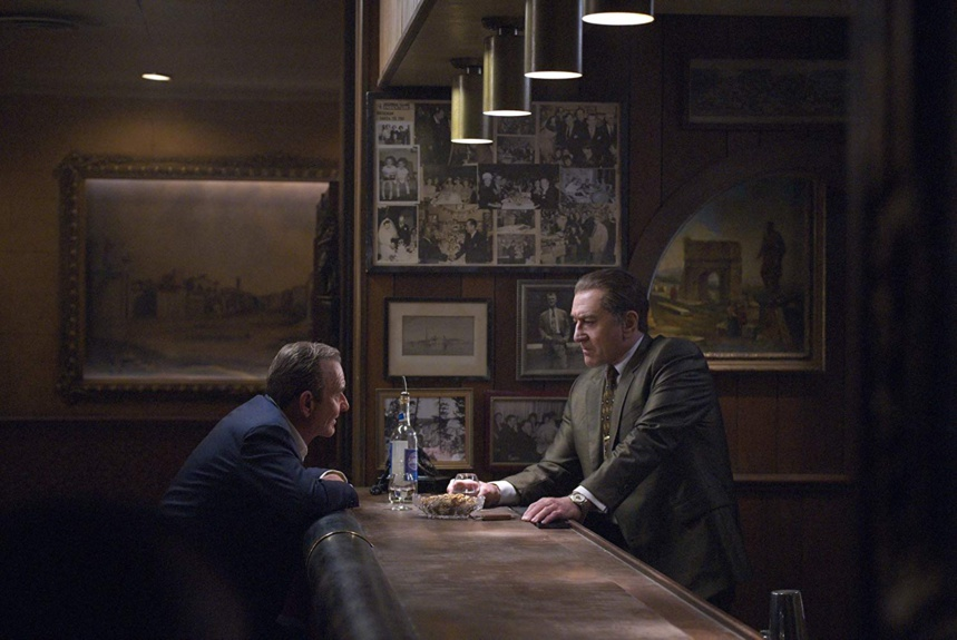 The Irishman de Martin Scorsese sur Netflix