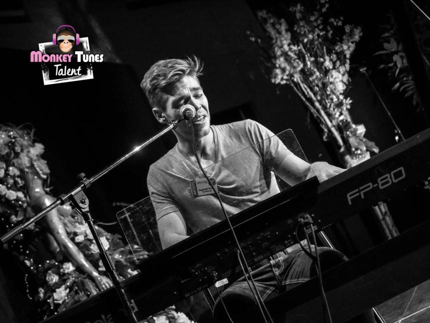 Raphaël Graff - lauréat de Monkey Tunes Talent 2019 ©Chloé Martinot
