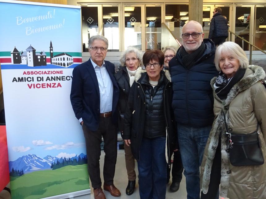 Fioravante Rossi,Josiane Vernay,Mireille Brasier,Daniele Paluzzi,Ornella Venturini