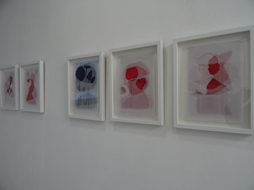 Oeuvres de Christine Crozat