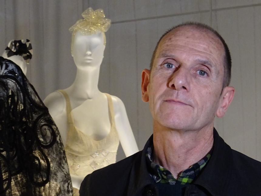 Philippe Noisette, commissaire de l'exposition