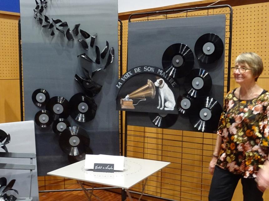 Reportage sur le Salon des Artistes Amateurs à Seynod