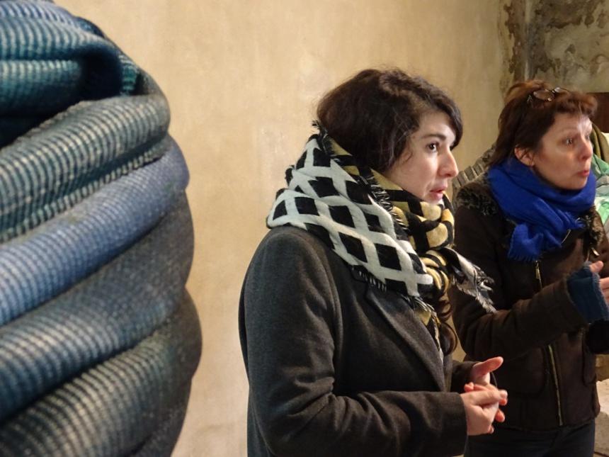 Lucie Cabanes et Awena Cozannet