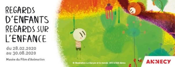 Exposition Regards d'enfants / Regards sur l'enfance