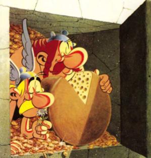 Uderzo rejoint Goscinny - Un scoop à propos d'Astérix