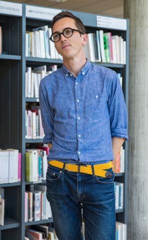 Stéphane Sauzedde, directeur de l'ESAAA ©Paul Rassat