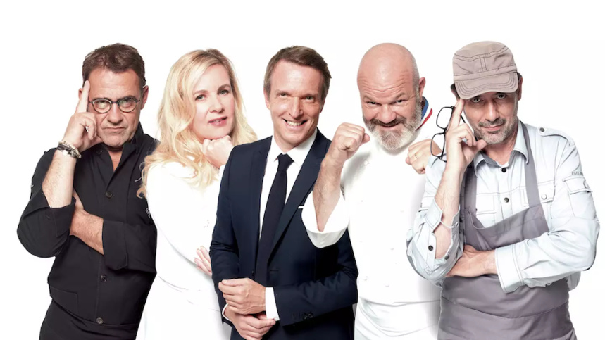 Replay - Top Chef Saison 11 ©M6