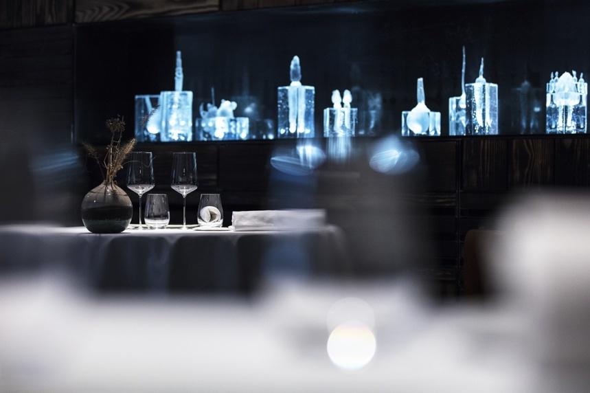 Restaurant Laurent Petit - Le Clos des Sens à Annecy-le-Vieux © M. Cellard