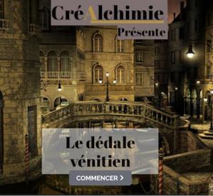 Le dédale vénitien - CréAlchimie