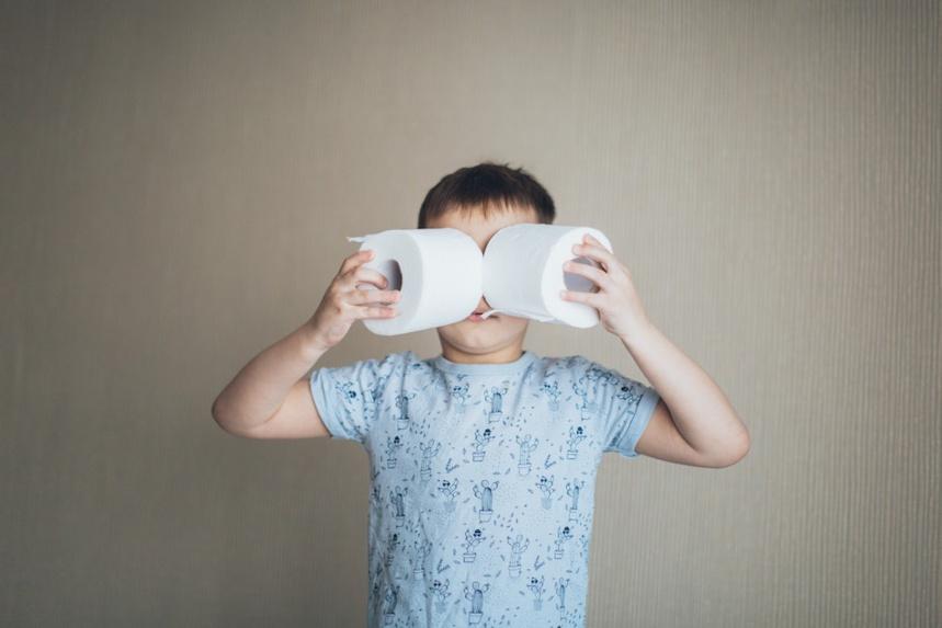 Le papier toilette fondement de notre société ? ©EllyFairytale