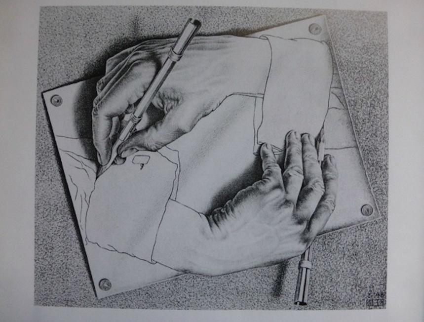 Oeuvre de M. C Escher