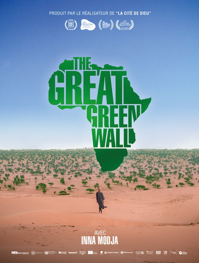 The Great Green Wall de Jared P. Scott avec Inna Modja