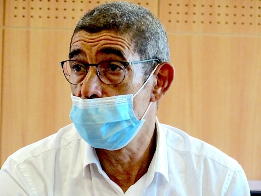 François Astorg, maire d'Annecy ©Paul Rassat