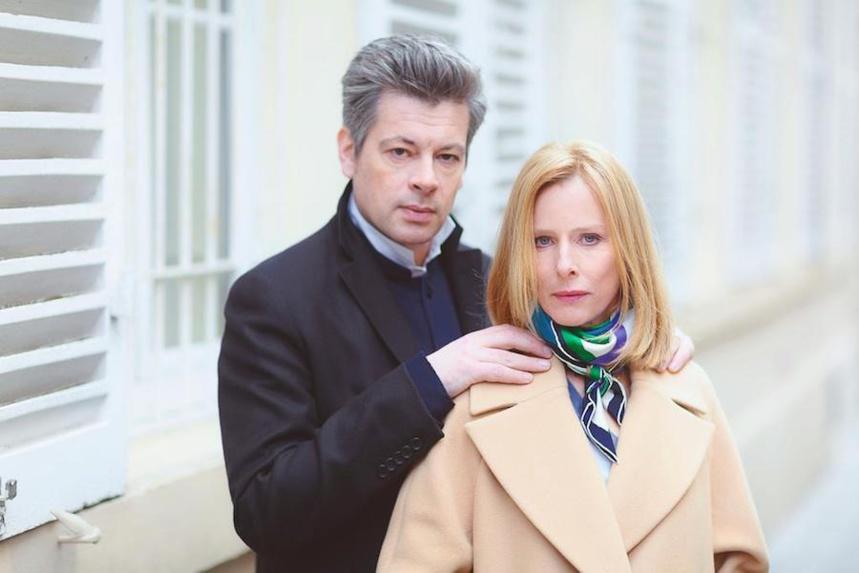 Benjamin BIOLLAY et Karin VIARD ©SND