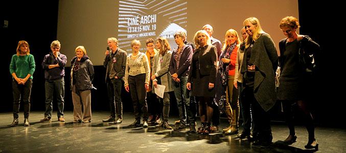 Discussion avec José Villot, Président du Festival Ciné Archi, proposé sous un autre format pour 2021