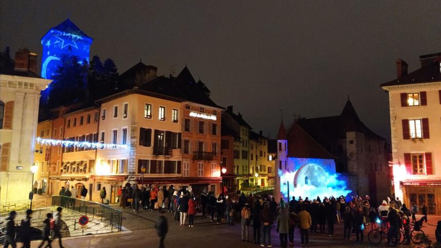 Les activités du 31 décembre dans les 2 Savoie ©O.T.Annecy