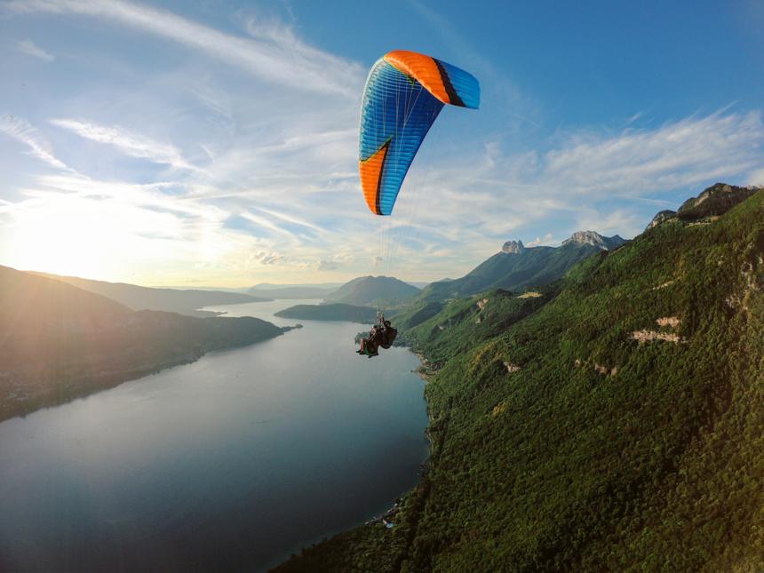 Lac d'Annecy ©K2Parapente