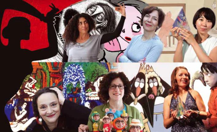 Festival international du film d'animation 2015