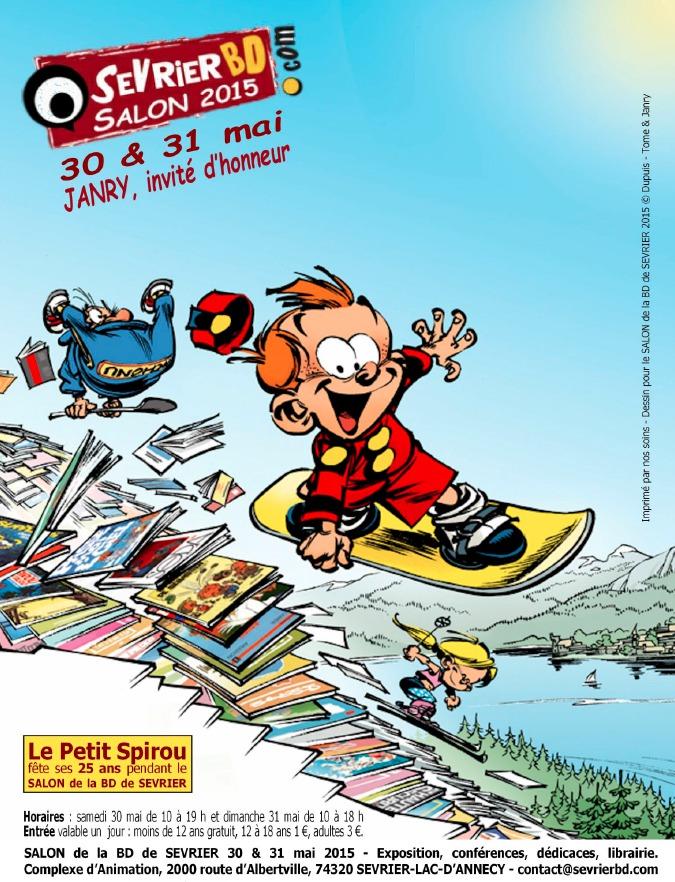 3 ème édition du SALON de la BD de SEVRIER